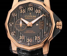 Corum Admiral's Cup Replica which has 12 angles in the high quality