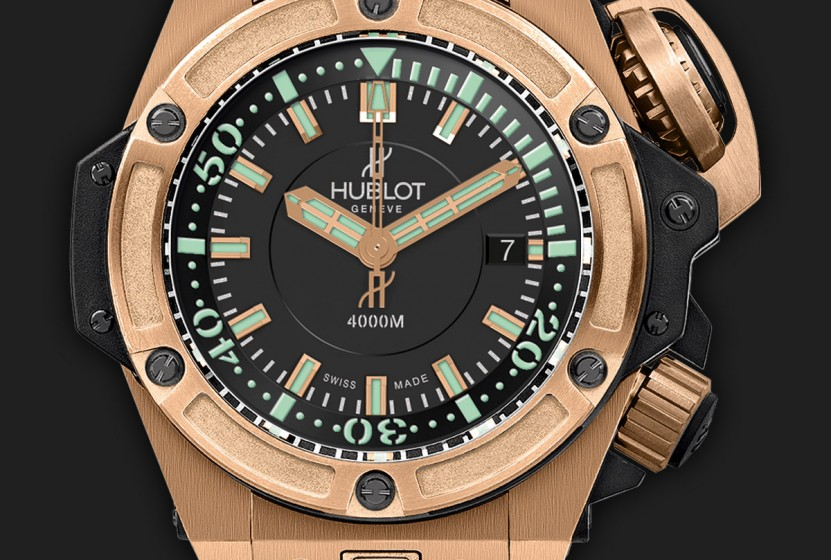 Best Swiss Hublot King Power Oceanographic Replica Watches