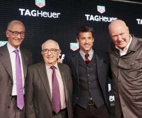 TAG Heuer Geneva International Motorshow 2016