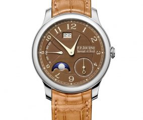 Top Quality Replica Cheap F.P.Journe Octa Reserve Havana And Octa Lune Havana Watch