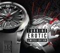Perrelet Turbine Hentai Erotic Limited Edition Watch Watch Releases