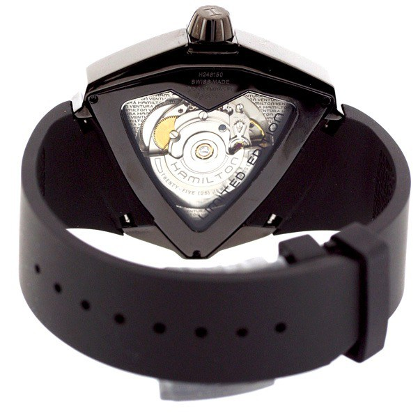 Back of Hamilton Watches Kansas City Replica OrologiWatch