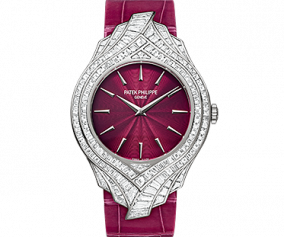 Shining White Diamonds UK Patek Philippe Calatrava Replica Watches To Your Brand New 2017